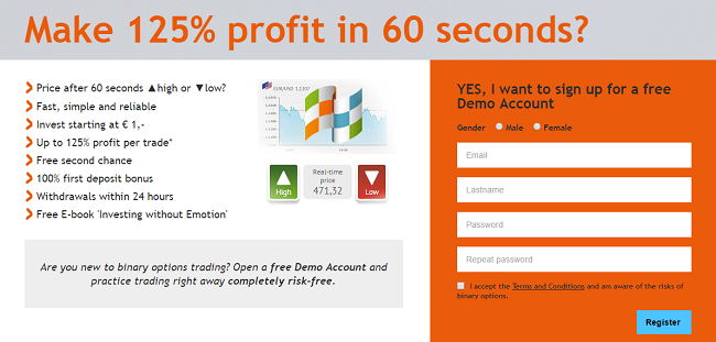 demo account optionclub